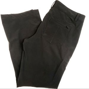 REI Sahara Roll Up Pants size 12